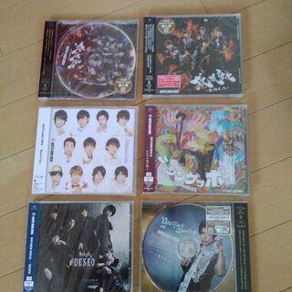 ご当地アイドル゛BOYS AND MEN 6枚 CD(未開封)