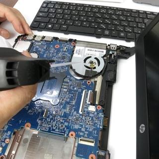 中古パソコンをSSD換装でスピードアップします