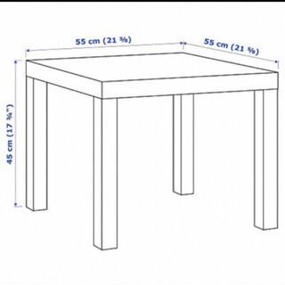 取り引き中  IKEA テーブル - 福岡市