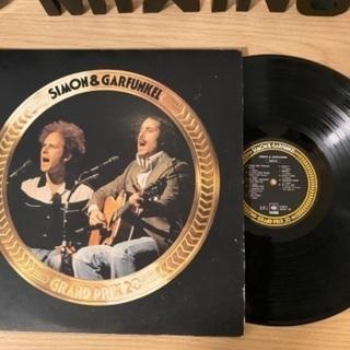 【京都市】レコード SIMON&GARFUNKEL LP