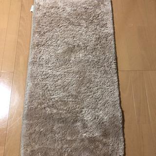 【ネット決済・配送可】ニトリ マイヤーマットNフェアリー