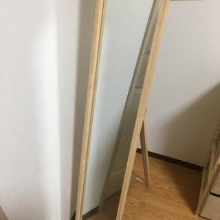 全身鏡(カバー付き)
