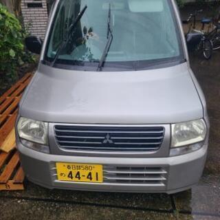 三菱 TOOPO 軽自動車