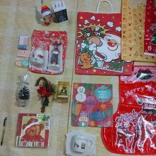 【売ります】クリスマス・小物用品 * 15点セット♬