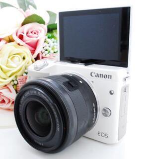 ★全国発送対応★【Wi-Fi&自撮りで高画質!】Canon EO...