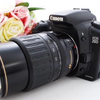 【王道人気 !】Canon EOS 20D レンズキット