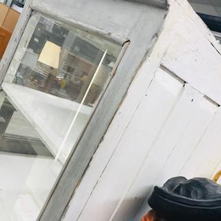 〈〉アンティーク 食器棚 収納棚 キャビネット ヴィンテージ - 売ります・あげます