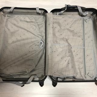 未使用 デルセー スーツケース − 千葉県