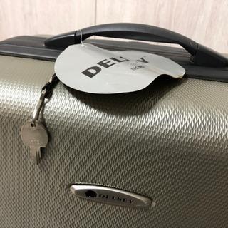 未使用 デルセー スーツケース - 靴/バッグ