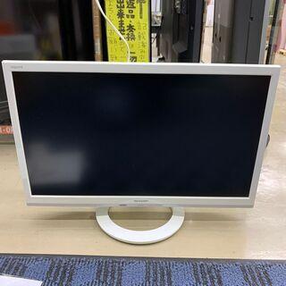 【値下げ】SHARP 22型液晶テレビ 型番LC-22K4…