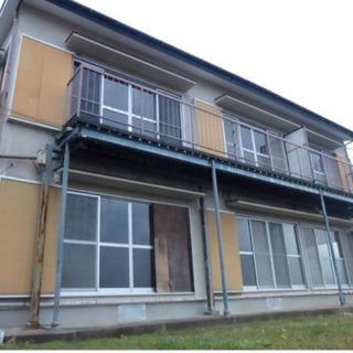 稲佐山 中腹 2k アパート 別荘に 一室のみリフォーム済み