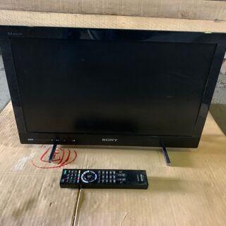 2012年製 SONY BRAVIA 22インチ液晶テレビ…