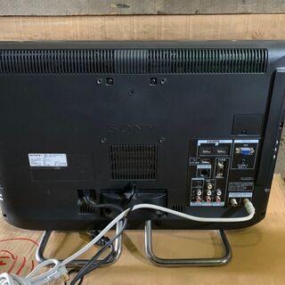 2012年製 SONY BRAVIA 22インチ液晶テレビ KDL-22EX42H 通電確認済 配送OK リモコン付属 - 家電