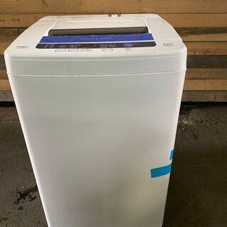 2014年製 AQUA 6.0kg洗濯機 AQW-S60B…