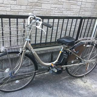 ヤマハPAS26インチ アシスト自転車