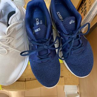 adidas and asics