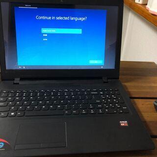 [値下げ]  Lenovo ノートパソコン110 Touch-...