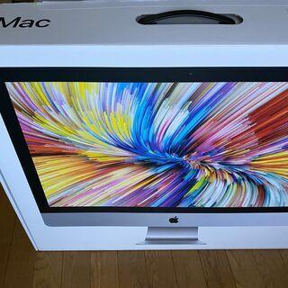 箱だけ!27インチiMac Retina 5Kディスプレイモデル