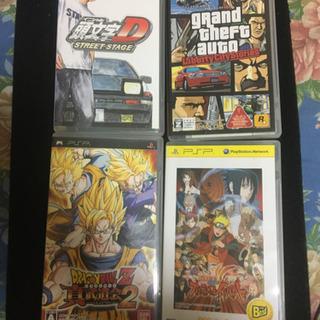 PSP ゲームソフト