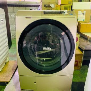 ドラム式洗濯機 HITACHI 2013年式 9/6キロ