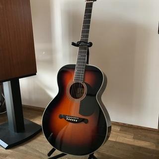 JAMES JF350WB 美品 ソフトケース ギタースタ…