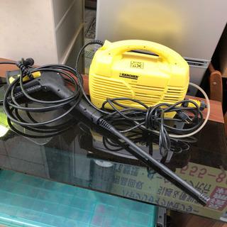 ケルヒャー K2.010 家庭用 高圧洗浄機 KARCHER
