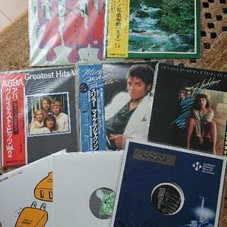 【ネット決済・配送可】【レコード】8枚