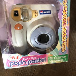 写真インスタントカメラ