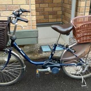 電動アシスト自転車 ビビDX