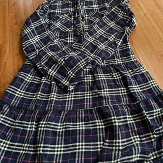 子供服140 女児冬服