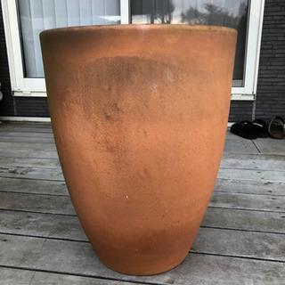植木鉢 特大 素焼き