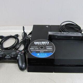 🎮良好品!PS4 ブラック CUH-1000A 500GB…