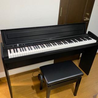 KORG 電子ピアノ(椅子付き)良品です!