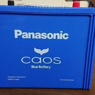 Panasonic バッテリー カオス