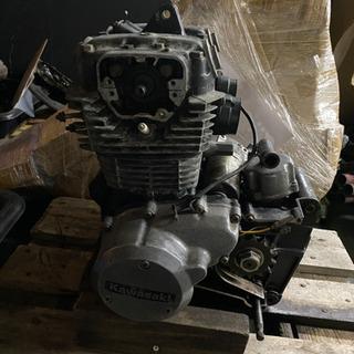 z250ft エンジン