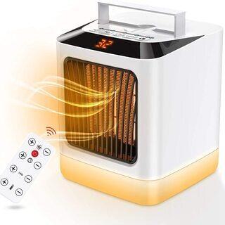 【新品・未使用】3in1 液晶画面付きセラミックヒーター