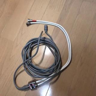4K8K放送対応BS・CS・地デジ対応ケーブル付分波器TBP-E...