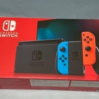 新品Nintendo switch 新型