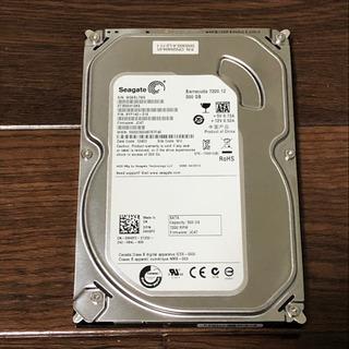 Seagate  SATA  HDD  500GB  3.…