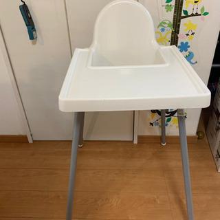 IKEAベビーチェア☆値下げしました☆