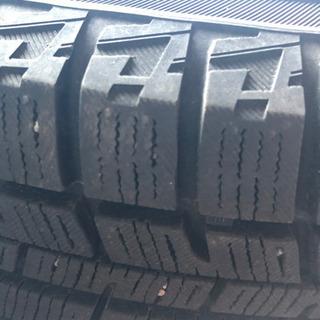 ヨコハマ スタッドレスタイヤ ホイール付き 175/65R14  - 売ります・あげます