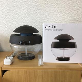 arobo 空気清浄機 CLV1010wd L ブラウン