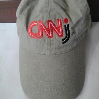 CNN キャップとストラップ 非売品