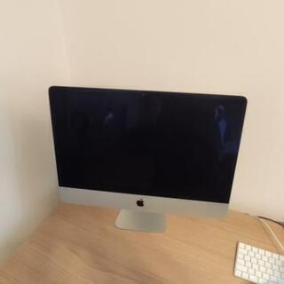 【ネット決済・配送可】iMac21.5 Late2015