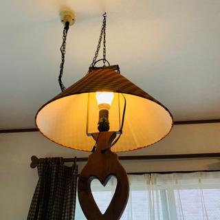 カントリー家具アンファン照明器具