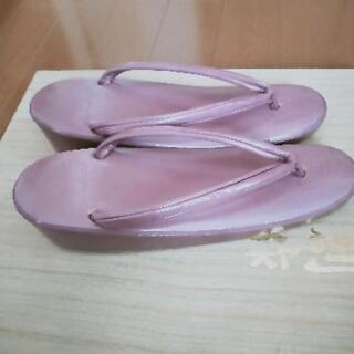 【ネット決済】ピンクの草履 👘