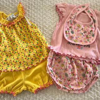 女の子 6〜9ヶ月 海外物 洋服
