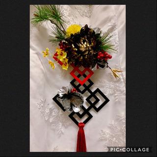 紋様の和飾り