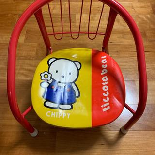 子ども用パイプ椅子 子供椅子 ミニチェア カトージ