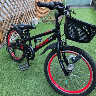 自転車 20インチ 6段ギア